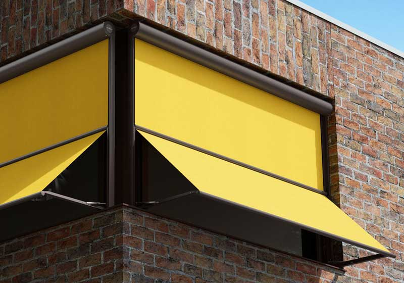 markilux 740 / 840 awnings