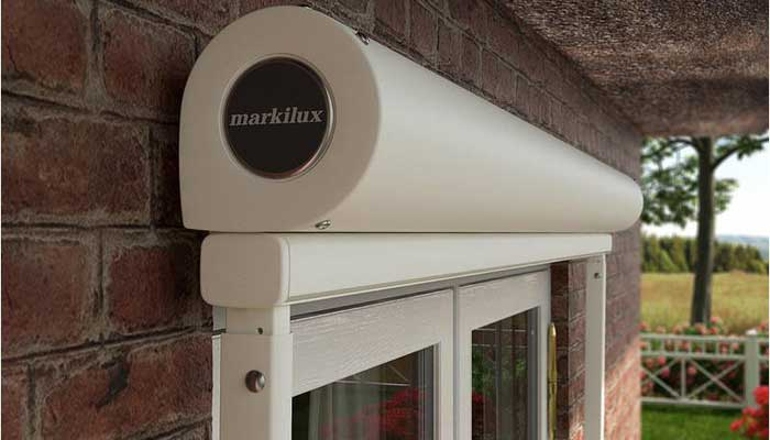 Markilux 730 Amp 830 Drop Arm Awnings In Sussex Brite