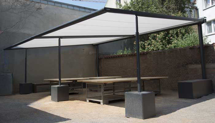 Syncra Flex with Pergola