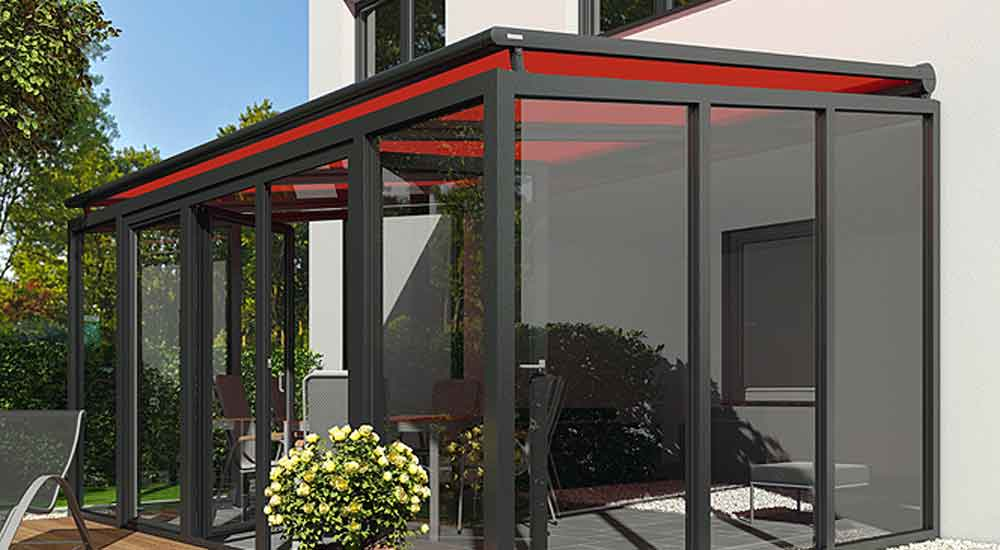 markilux conservatory awnings